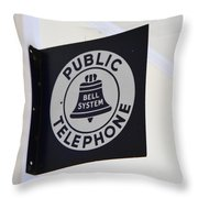 Need To Make A Call Throw Pillow