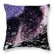 Needle Reflect Throw Pillow
