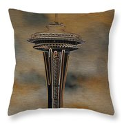 Needles Edge 2 Throw Pillow