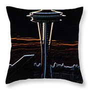 Needles Edge Throw Pillow