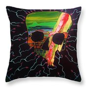 Negative Relations 10 Throw Pillow