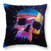 Negative Relations 7 Throw Pillow