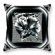 Negro Throw Pillow