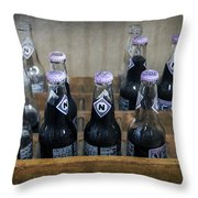 Nehi - Vintage Throw Pillow