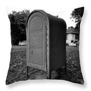 Neighborhood Box Throw Pillow
