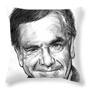 Neil Diamond Throw Pillow