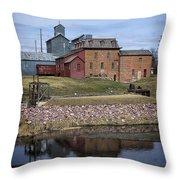 Neligh Mill Throw Pillow