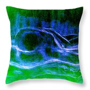 Nelly 1.2 Throw Pillow