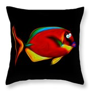 Nemo's Uncle Willy Throw Pillow