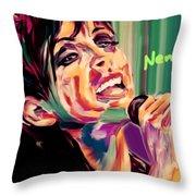 Nena Throw Pillow