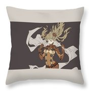 Neon Genesis Evangelion Throw Pillow