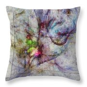 Nertz Naked  Id 16097-230823-39323 Throw Pillow