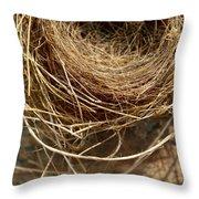 Nest 913 Throw Pillow