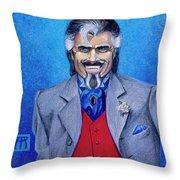 Nestor Throw Pillow
