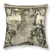 Netherland Throw Pillow