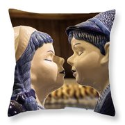 Netherlands 1 Throw Pillow