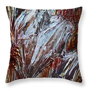 Neutral Colors Throw Pillow