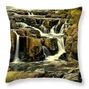 Nevada Falls 5 Throw Pillow