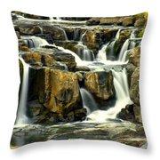 Nevada Falls Throw Pillow