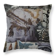 Never Dull  Throw Pillow