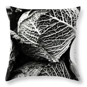 Never Have  Throw Pillow