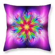 New Beginning  Throw Pillow