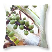 New Beginnings IIi Throw Pillow