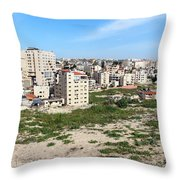 New Bethlehem Throw Pillow