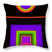 New Black Classic Throw Pillow