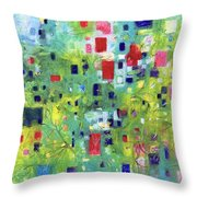 New Directions Throw Pillow