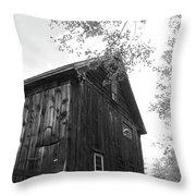 New England Fall Love Throw Pillow