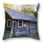 New Hampshire 11 Throw Pillow