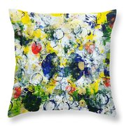 New Haven No 1 Throw Pillow