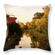 New Hope, Pa Throw Pillow