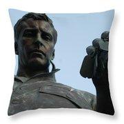 New Jersey Korean War Memorial  Throw Pillow
