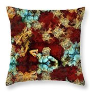 New Laocoon. Throw Pillow