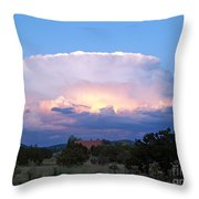 New Mexico - The Bomb Throw Pillow