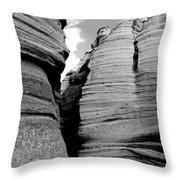 Kasha-katuwe Tent Rocks National Monument 6 Throw Pillow