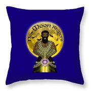 New Moon Keepers Throw Pillow