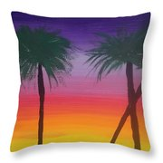 New Morning  Throw Pillow