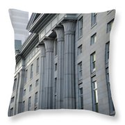 New Orleans 1 Throw Pillow