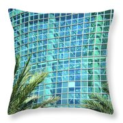New Orleans 12 Throw Pillow