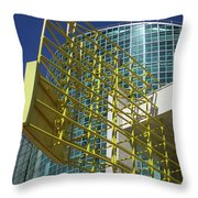 New Orleans 15 Throw Pillow