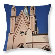 New Orleans 5 Throw Pillow