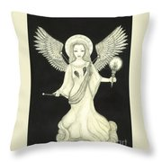 Love Spell Throw Pillow
