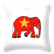 New Republican Party Throw Pillow