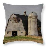 004 New Ulm Minnesota Throw Pillow
