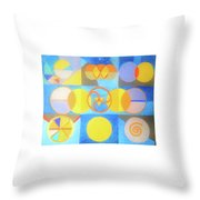 Geometrica 1 Throw Pillow