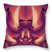 New Vision Throw Pillow