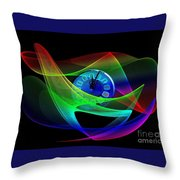 New Year Throw Pillow